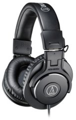 Инструкция к наушникам Audio-Technica ATH-M30x