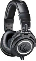 Инструкция к наушникам Audio-Technica ATH-M50X