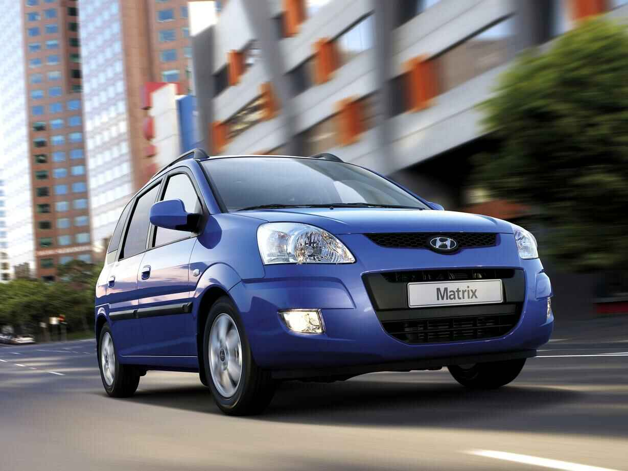 Инструкция к автомобилю Hyundai Matrix 2008