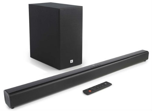 Инструкция к саундбару JBL Cinema SB160 Black