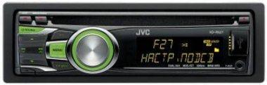 Инструкция к автомагнитоле JVC KD-R527EE