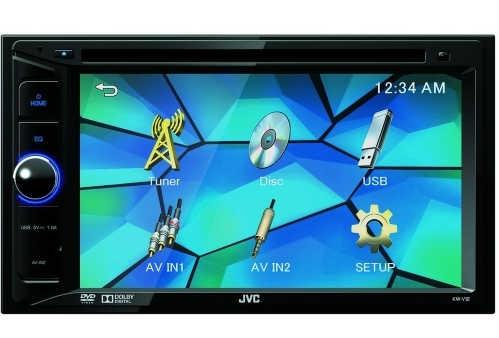 Инструкция к автомагнитоле JVC KW-V12