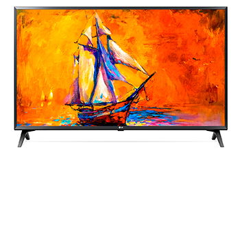 Инструкция к телевизору LG 43LK5400