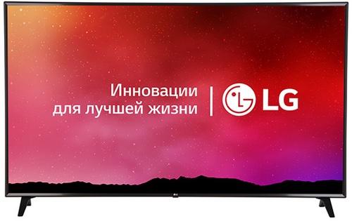 Инструкция к телевизору LG 75UN70706LC