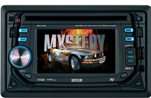 Инструкция к автомагнитоле Mystery MDD-4310S