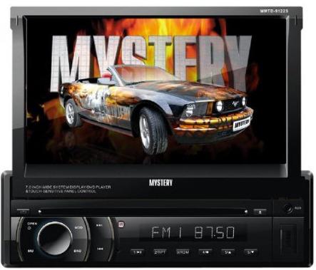 Инструкция к автомагнитоле Mystery MMTD-9122S