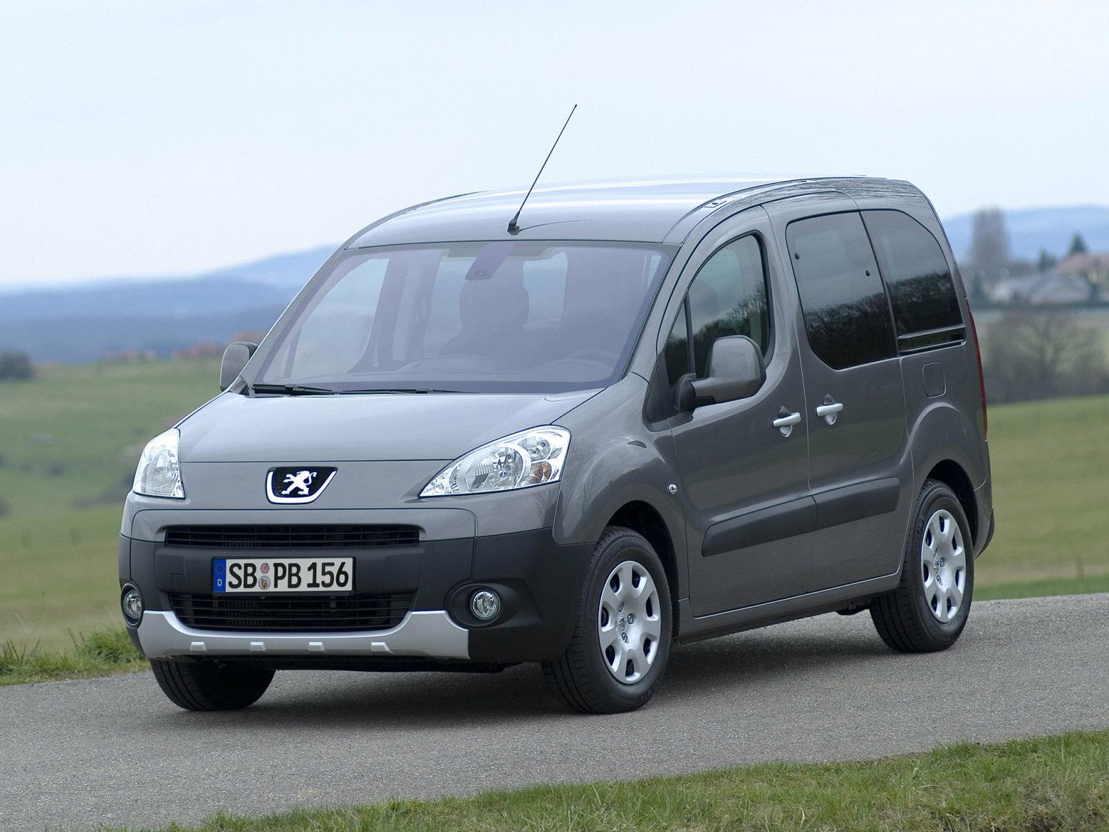 Инструкция к автомобилю Peugeot Partner