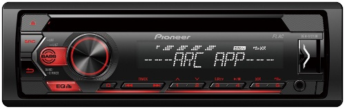 Инструкция к автомагнитоле Pioneer DEH-S121UB
