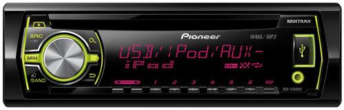 Инструкция к автомагнитоле Pioneer DEH-X3500UI