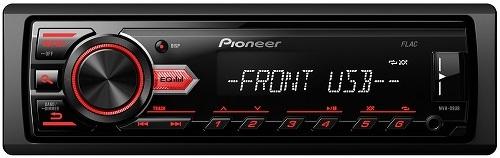 Инструкция к автомагнитоле Pioneer MVH-09UB