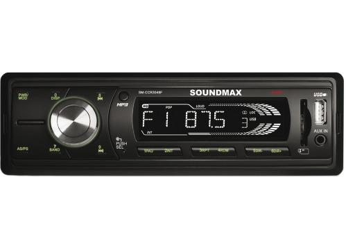 Инструкция к автомагнитоле Soundmax SM-CCR3048F
