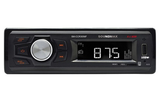 Инструкция к автомагнитоле Soundmax SM-CCR3056F