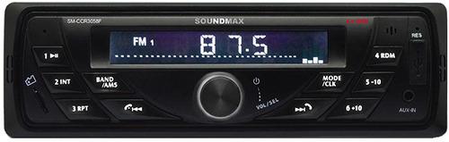 Инструкция к автомагнитоле Soundmax SM-CCR3058F