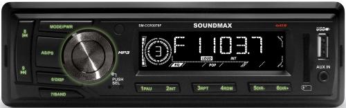 Инструкция к автомагнитоле Soundmax SM-CCR3076F