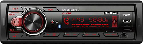 Инструкция к автомагнитоле Soundmax SM-CCR3181FB