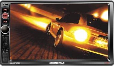 Инструкция к автомагнитоле Soundmax SM-CCR3705