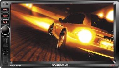 Инструкция к автомагнитоле Soundmax SM-CCR3706