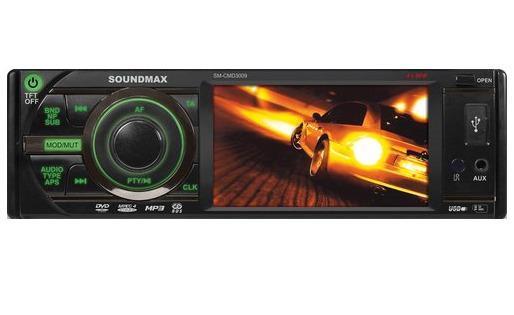 Инструкция к автомагнитоле Soundmax SM-CMD3009